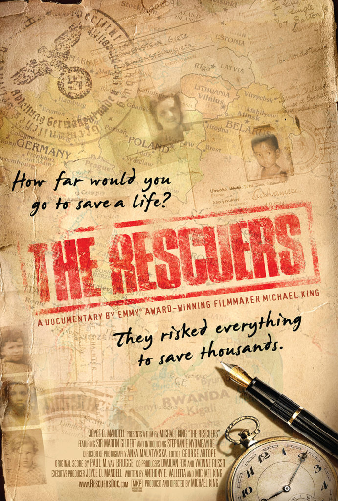 Michael W. King - Filmmaker - Producer - Director - Rescuers